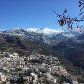 Granada en la Onda desde Güejar Sierra