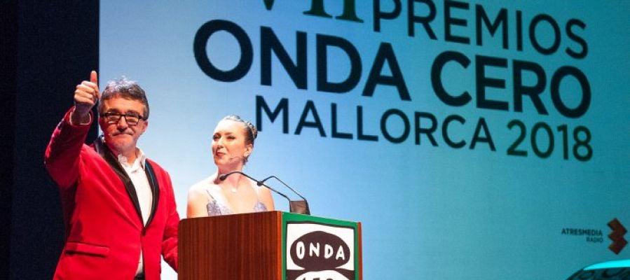 GALA VII premios Onda Cero Mallorca.