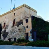 Vista de la torre La Calahorra de Elche