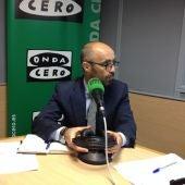 Pedro Luis Sanz en Onda Cero Alcalá