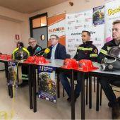 Los bomberos de Elche cumplen 75 años en la ciudad