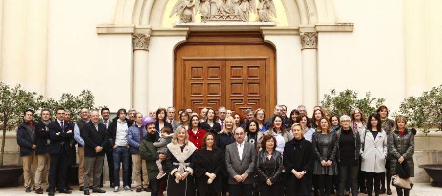 Concentración Gobierno aragonés