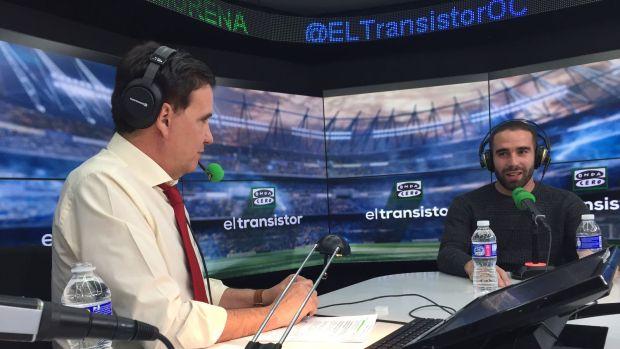 Entrevista completa de Carvajal en El Transistor
