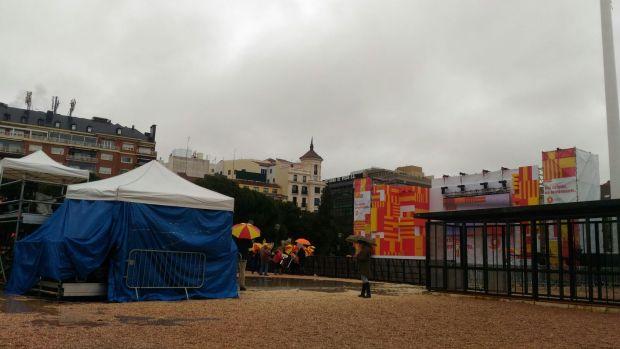 Suspendida la concentración de Sociedad Civil Catalana