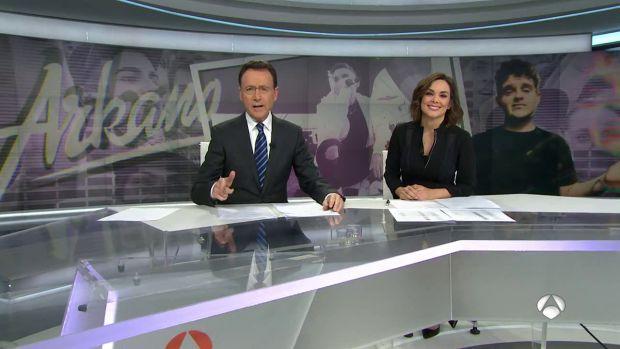 La tele con Monegal: El rap de Matías protagoniza el fin de semana