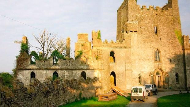 Ecos del Pasado: El Castillo de Leap de Irlanda