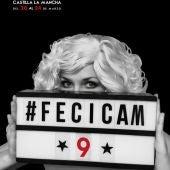 Cartel anunciador de FECICAM