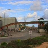 Planta de tratamiento de residuos sólidos del Baix Vinalopó
