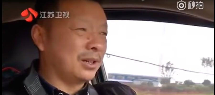 Se hizo taxista para encontrar a su hija y lo logró después de 24 años