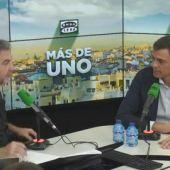 """Pedro Sánchez, sobre el rifirrafe entre Letizia y Sofía: """"En todas las casas cuecen habas"""""""