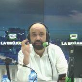 """La entrada de David del Cura: """"Ciudadanos mantiene a Cifuentes"""""""