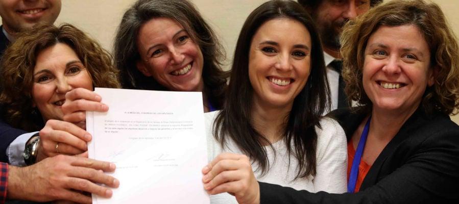 Unidos Podemos registra una Proposición de Ley para regular los alquileres abusivos