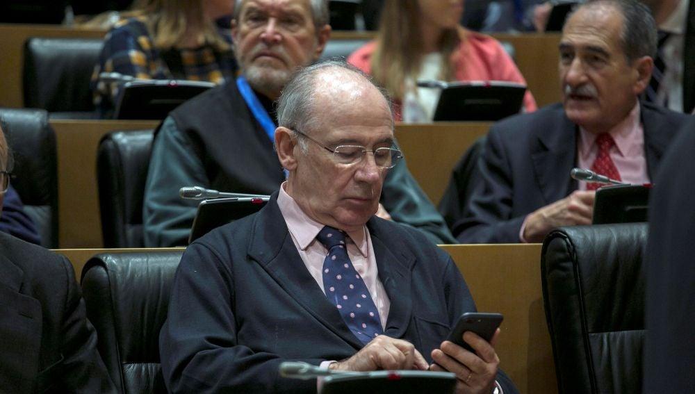 El exvicepresidente del Gobierno Rodrigo Rato