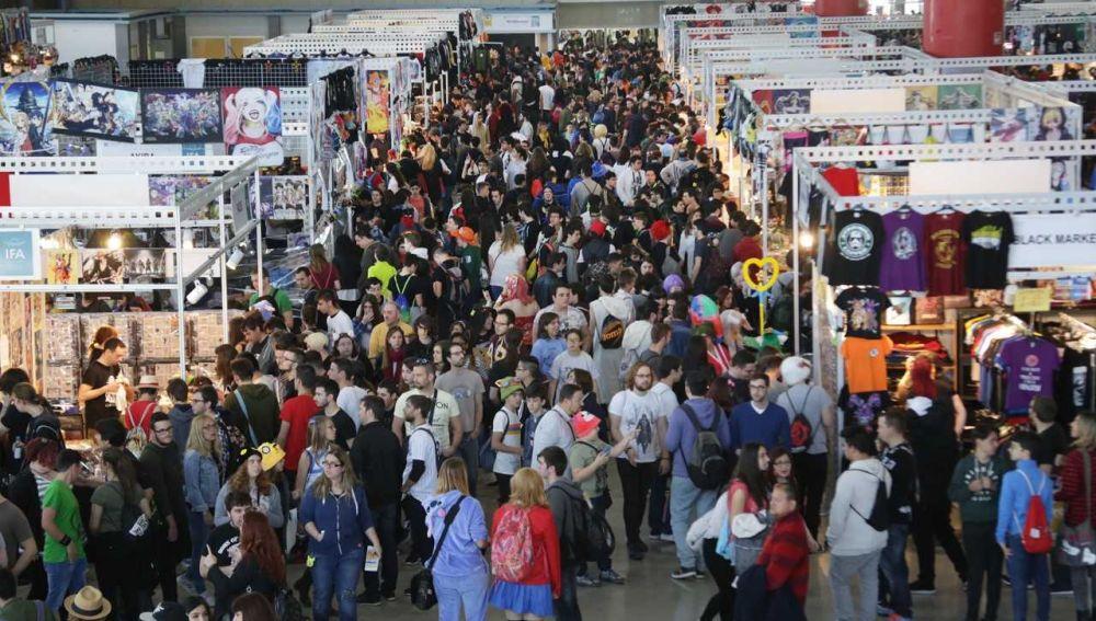 Salón del Manga y Cultura Japonesa de Alicante