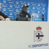 Rafa Carpacho e Clarence Seedorf