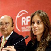 Anabel Medina, capitana del equipo español de Copa Federación