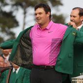 Patrick Reed gana el Masters de Augusta.