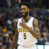 Will Barton, jugador de los Denver Nuggets.