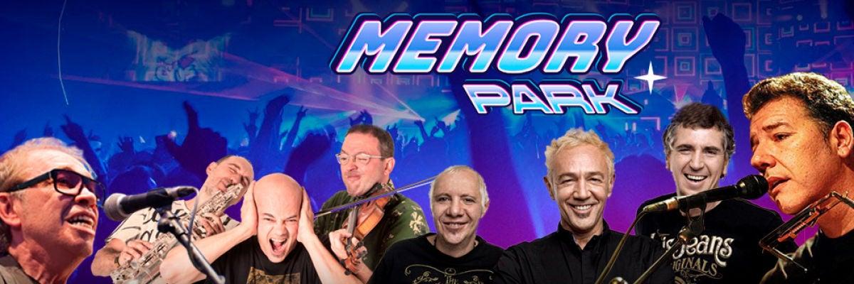 Artistas que actuarán en el Memory Park