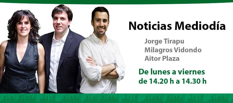 Noticias Mediodía Navarra