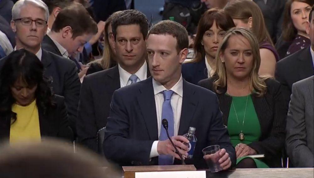 El presidente y fundador de Facebook, Mark Zuckerberg