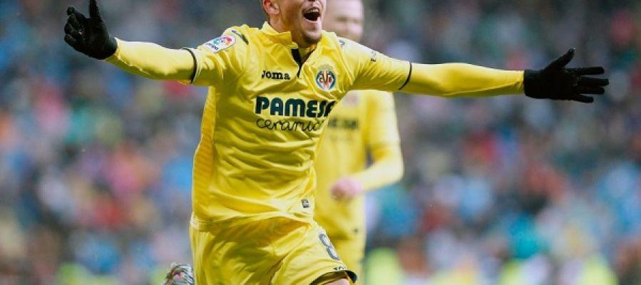 El futbolista del Villarreal CF, Pablo Fornals