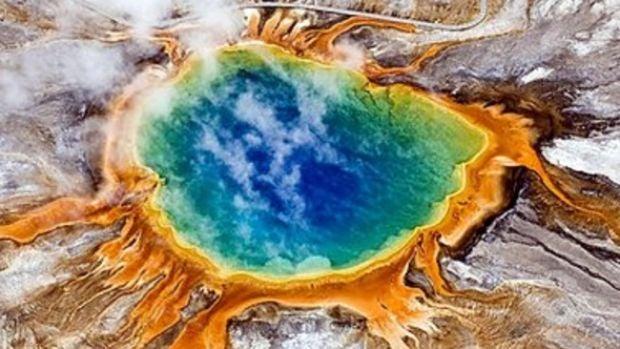 Señales del Fin del Mundo: ¿Qué pasa en Yellowstone, el parque nacional del oso Yogui y de su amiguito Bubú?