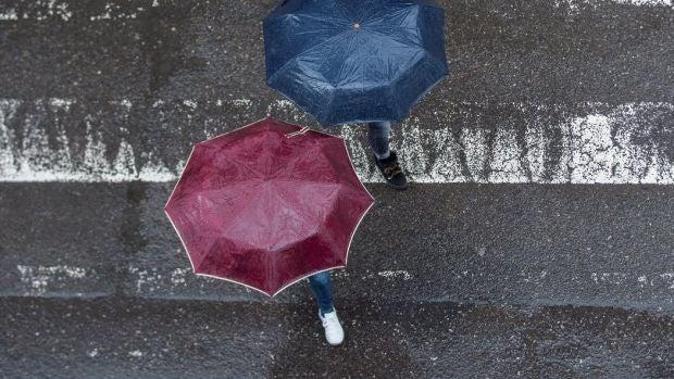 Este jueves, lluvias y vientos fuertes en el norte peninsular