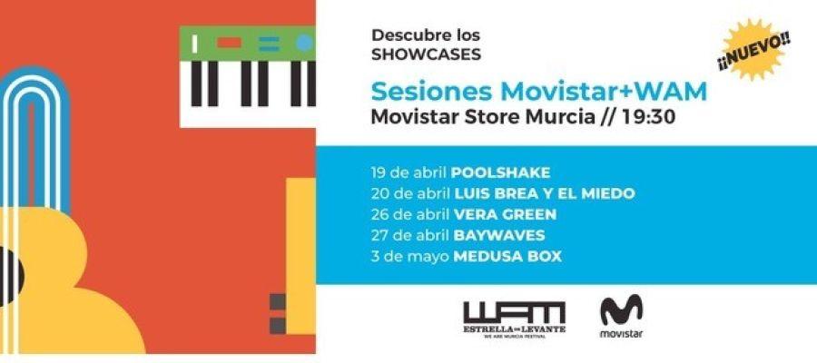 Sesiones Movistar+WAM