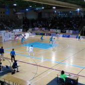 Segovia Futsal- Inter Movistar