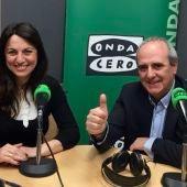 Gaspar Tomás de bodegas Bocopa en Alicante en la Onda