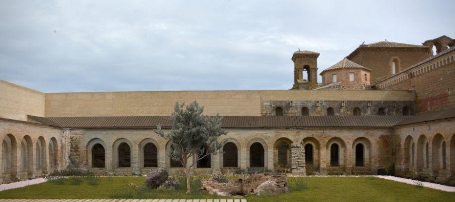 Recreación monasterio