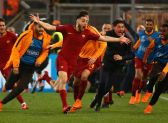 La Roma ante el Barça