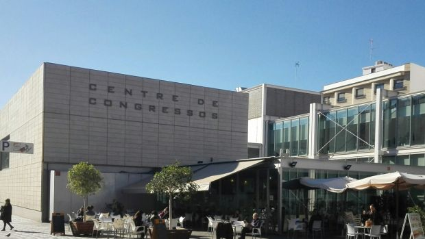 Centro de congresos de Elche