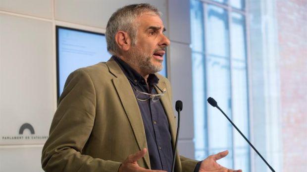 """Carlos Carrizosa: """"Si Sánchez sigue mirando a otro lado en Cataluña, no me cabe duda que lo van a volver a hacer"""""""