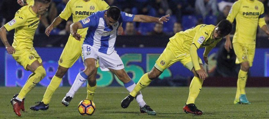El Leganés regresa a Vila-real