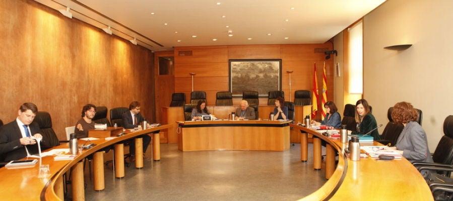 Comisión de las Cortes