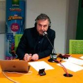 Carlos Alsina desde la fábrica de Gullón
