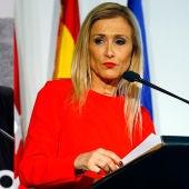 Carolina Bescansa y Cristina Cifuentes