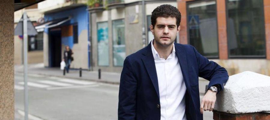 Fotografía de archivo del alcalde de Alsasua, Javier Ollo