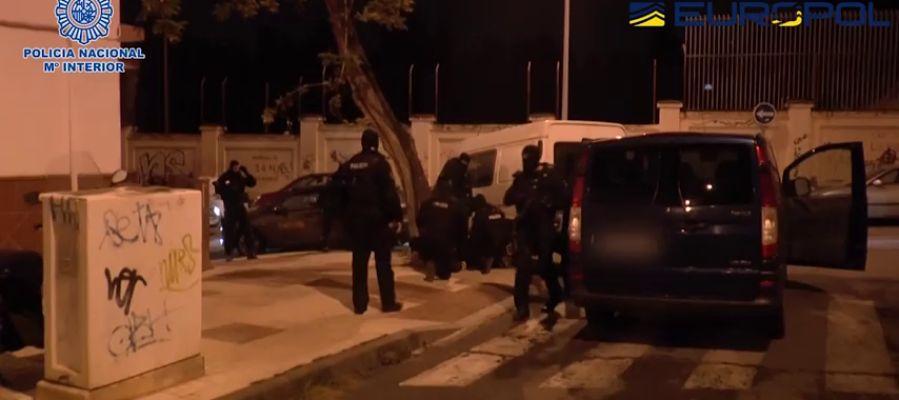 Detenido en Málaga el marido de una de las terroristas yihadistas más buscadas de Europa