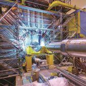 Primeras colisiones de particulas en el acelerador japones SuperKEKB