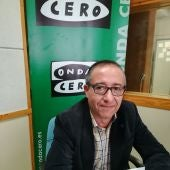 Juan José Garcillán, vicerrector del Campus de Segovia