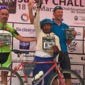Un campesino mexicano de 57 años consigue la segunda mejor marca entre 372 ciclistas profesionales
