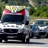 Imagen de archivo: ambulancia del SAMU
