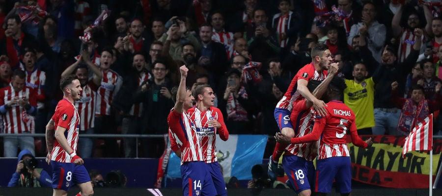 EN DIRECTO: Olympique  Atlético de Madrid