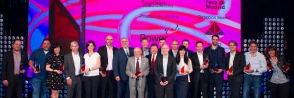 Los premiados en los Premios Panorama 2018