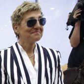 La ex alcaldesa de La Muela, María Victoria Pinilla