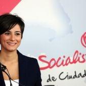 Isabel Rodríguez, diputada del PSOE por Ciudad Real