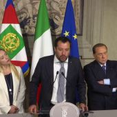 El Movimiento 5 Estrellas y La Liga negocian un gobierno en Italia